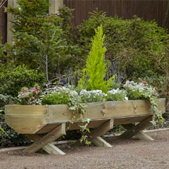 Forest Garden FSC Mini Garden Trough
