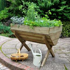 Forest Garden FSC Kitchen Garden Trough