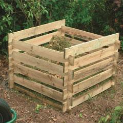 Forest Garden FSC Composter - 400 litres