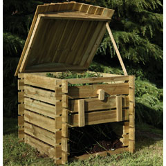 Forest Garden FSC Beehive Composter