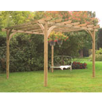 Forest Garden FSC Ultima Pergola Kit