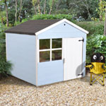 Forest Garden FSC Peach Playhouse