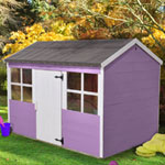 Forest Garden FSC Damson Playhouse