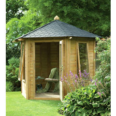 Forest Garden FSC Henley Summerhouse