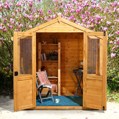 Forest Garden FSC Barleywood Summerhouse 7x5