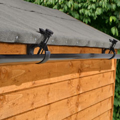 Forest Garden Rain Saver Gutter Kit