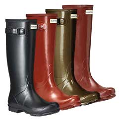 Hunter Norris Field Wellington Boots - Women's