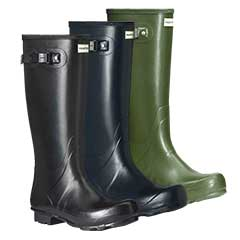 Hunter Norris Field Wellington Boots - Men's
