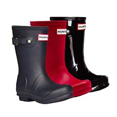Hunter Original Little Kids Wellies  Sizes 7 - 11