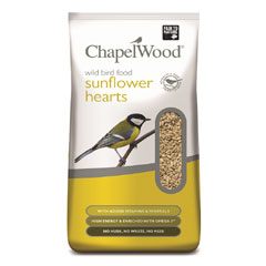 Chapelwood Sunflower Hearts