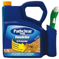 Pathclear Gun! Ready to Use Weedkiller