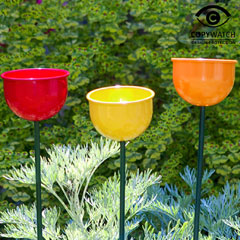 Wildlife World Colour Cup Bird Feeder