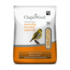 Chapelwood Premium No Mess Wild Bird Seed 12.75kg
