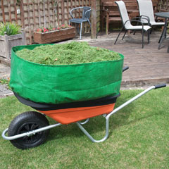 Folding Wheelbarrows