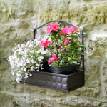 La Hacienda Rectangular Wall Planter - Set of 2