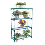 Nison 4 Tier Shelving Unit