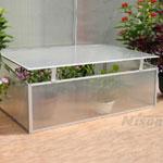 Nison Aluminium Cold Frame