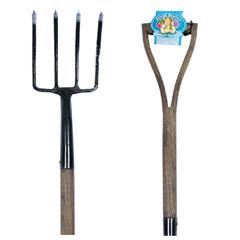 Joseph Bentley Gardeners Apprentice Carbon Steel Digging Fork