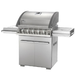Napoleon LE3 Six Burner Gas BBQ With Infrared Side and Back Burners