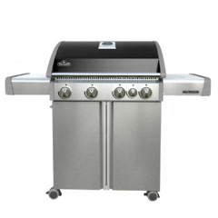 Napoleon Triumph 495 Five Burner Gas BBQ With Side Burner