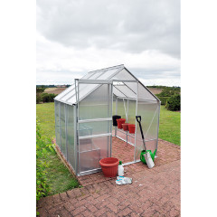 Kingfisher Aluminium Greenhouse