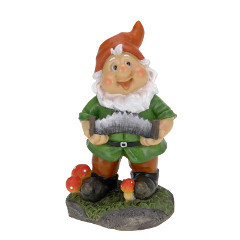 Greenfingers Garden Gnome