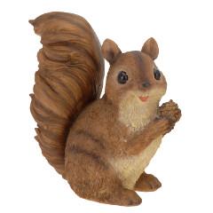 Greenfingers Garden Squirrel Decoration