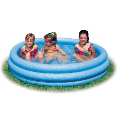 Greenfingers Crystal Blue Pool - 115cm diameter