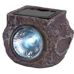 Greenfingers Solar Light � Mini Rock