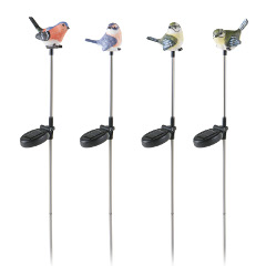 Sunflare Solar Light – Bird Stalk