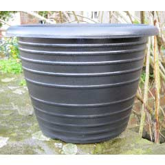 Stout Round Planter � 13in