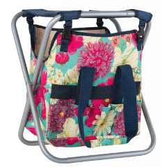 Navigate HotHouse Floral Gardeners Stool