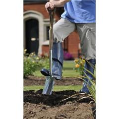 Joseph Bentley Stainless Steel FSC Ash Digging Spade � 106cm