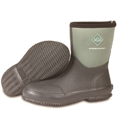 Muck Boots Scrub Wellington Boot - Green