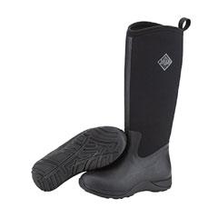 Muck Boots Ladies Arctic Adventure Wellingtons - Black