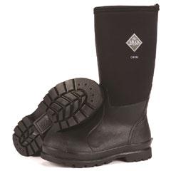 Muck Boots Chore Classic Hi Wellington Boot - Black
