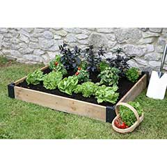 Haxnicks FSC Raised Bed Base - 120x100cm