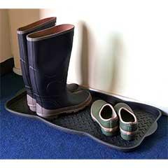 Terra Boot Tray - 73x38cm