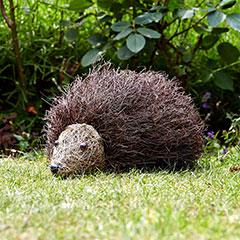 Spike the Hedgehog Garden Ornament - 37cm