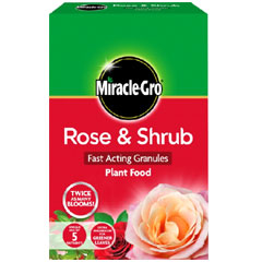 Miracle-Gro Rose and Shrub Plant Food 3KG