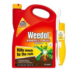 Weedol Gun Rootkill Plus Power Sprayer 5L