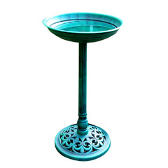 Kingfisher Traditional Bird Bath