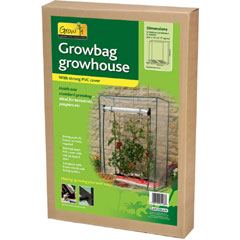 Gardman Tomato Growhouse with PVC Cover