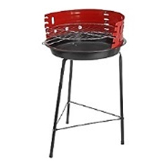 Greenfingers 21in Round Charcoal BBQ