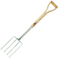 Moulton Mill FSC Stainless Steel Digging Fork