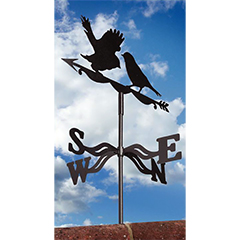 Garden Weather Vanes