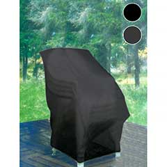 Terra Stacking Chair Cover - 68cm x 68cm x 105cm
