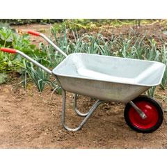 Galvanised Wheelbarrows