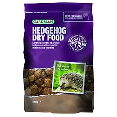 Gardman Hedgehog Dry Food - 650g