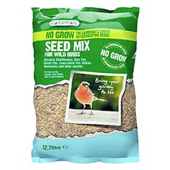 No Grow Seed Mix - 12.75kg